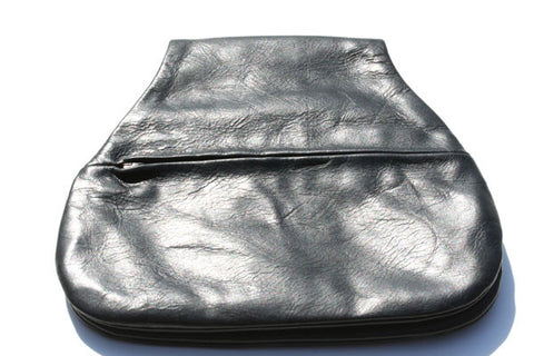 saddle pouch - black