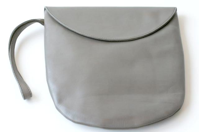 Alpine clutch - grey