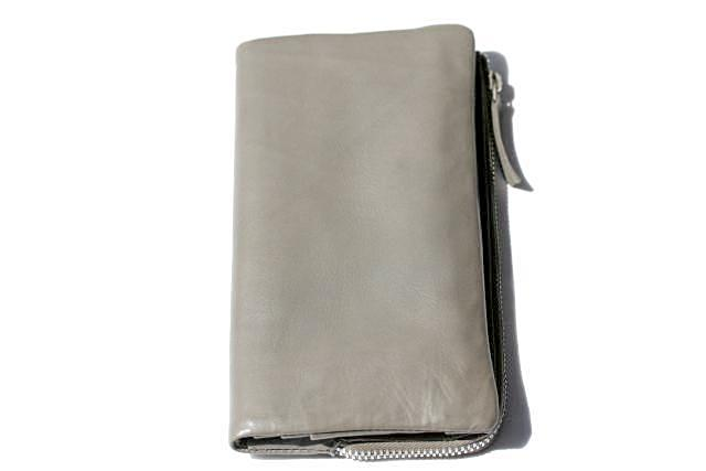Marcella wallet - grey