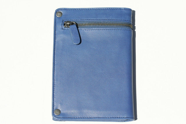 travel wallet - skipper blue