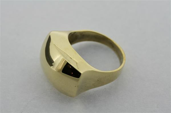 clean regal ring - brass