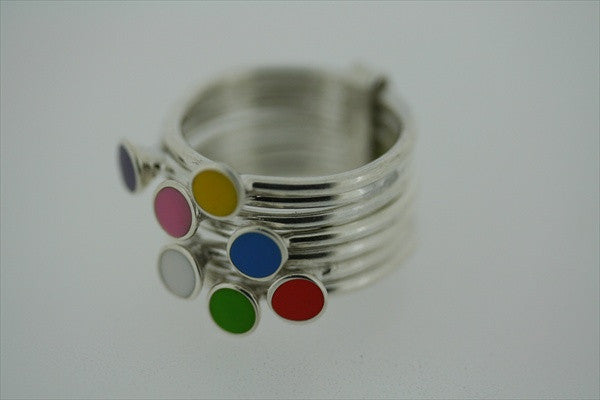 colourful week ring