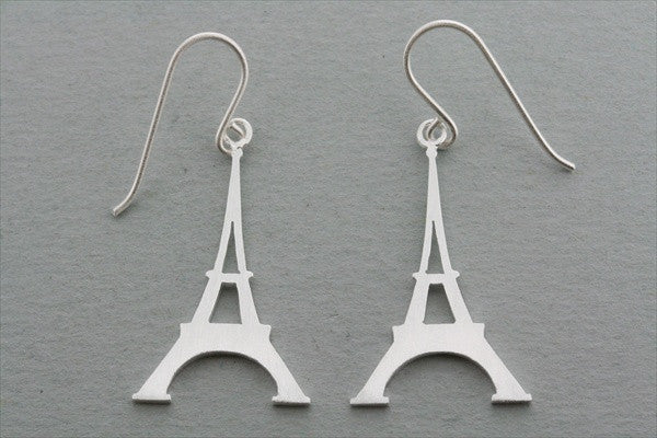 eiffel tower earring