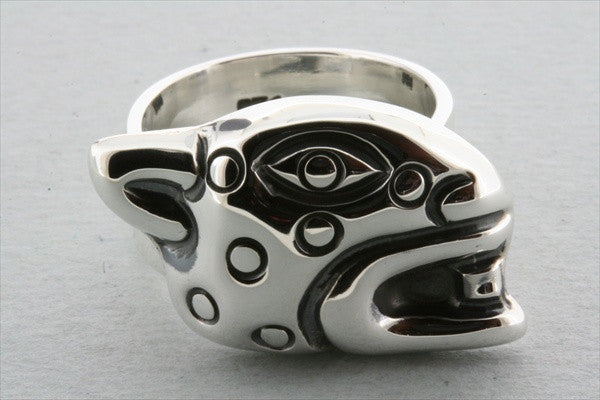 jaguar head ring