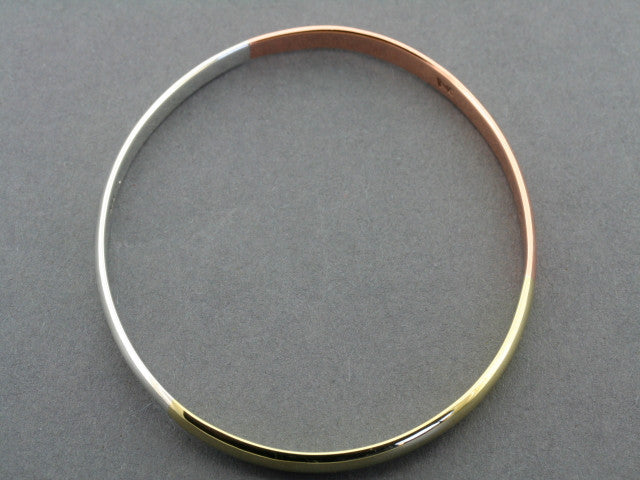 copper/brass/silver bangle