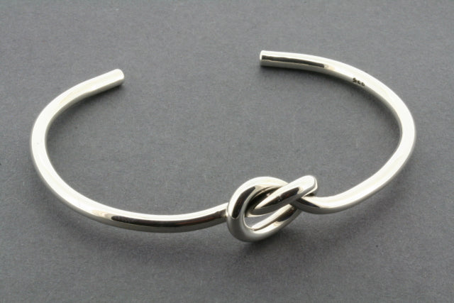 eternity knot cuff