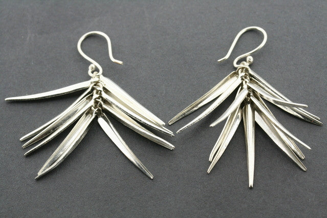 agave drop earring