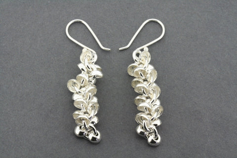 multi bell drop earring