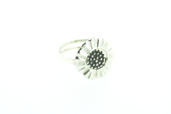 2 Piece Flower Ring