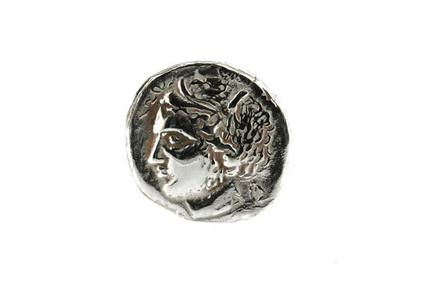 persefoni coin ring