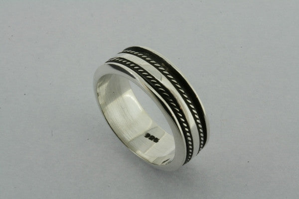 2 Rope Spinner Ring