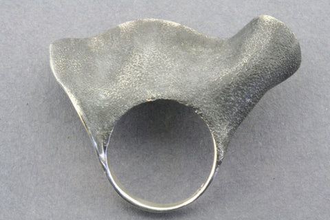 ox. Wave ring size 7