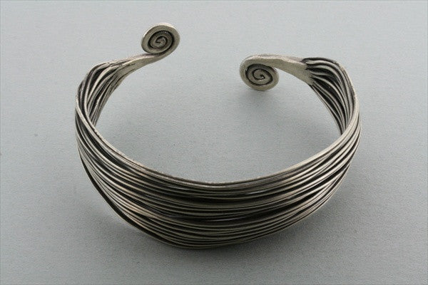 multistrand cuff - smooth