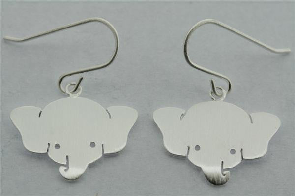 sweet elephant earring