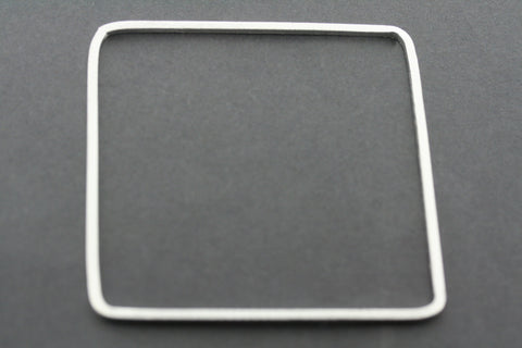 narrow square bangle