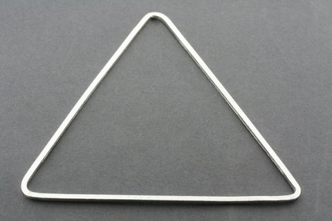 narrow triangle bangle
