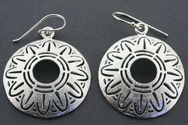 convex oasis earring