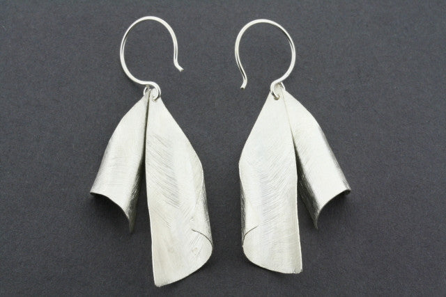 2 Piece Drop Earring