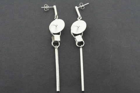 long deco drop earring