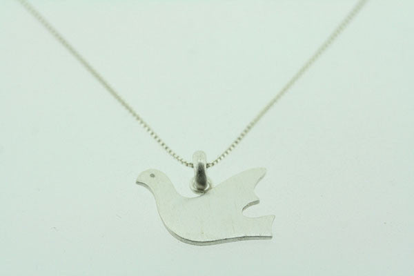 little dove necklace