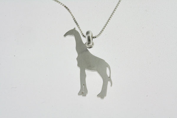 little giraffe necklace
