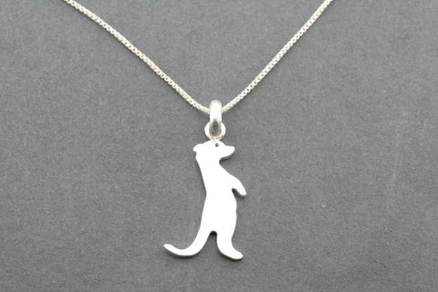 meerkat necklace