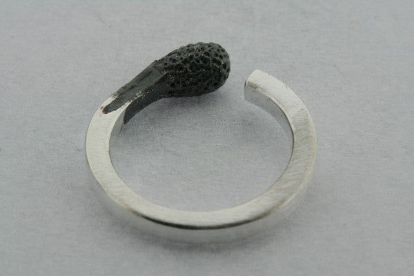 burnt match ring