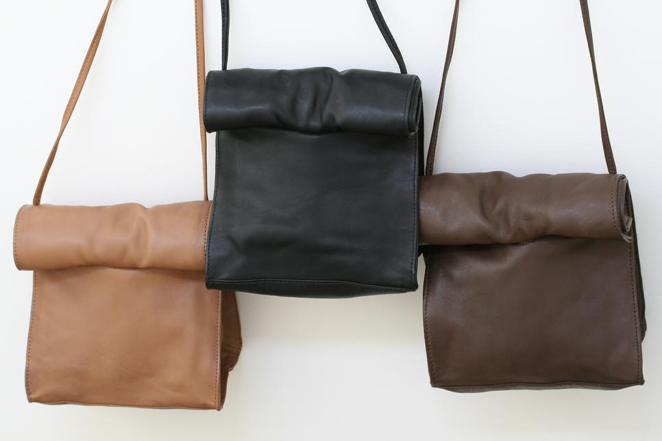Handcrafted accessories from full grain leather