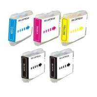 Brother LC51 Ink Cartridge Bundle