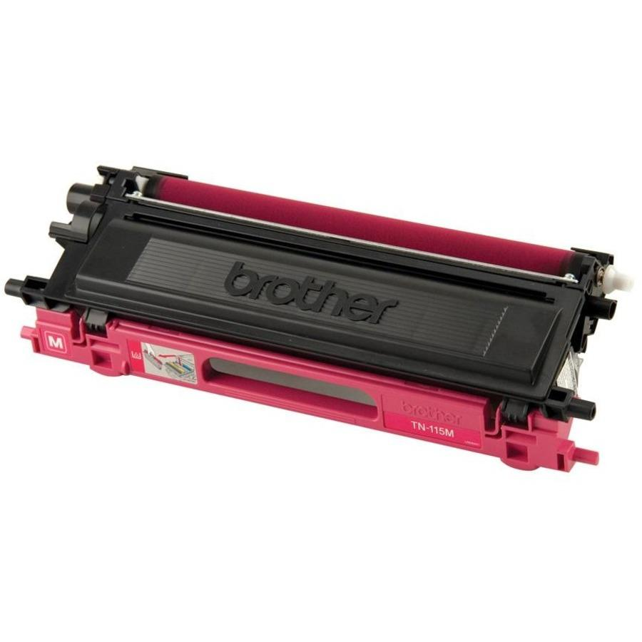 Brother TN115M Magenta Laser Toner