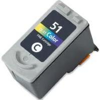 Canon CL-51 Color Ink Cartridge (high-yield)