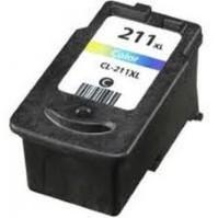 Canon CL211XL Color Ink Cartridge (XL)