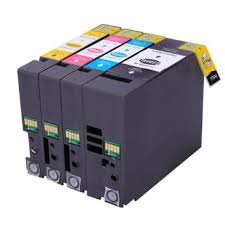 Canon PGI-2200XL Set of 4: 1 Each of Black, Cyan, Magenta, & Yellow Ink