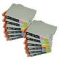 Epson T048 Series 12-Pack T0481-T0486