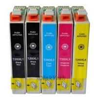 Epson T060 Series Ink Cartridge Bundle