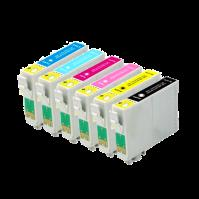 Epson T078 Series Ink Cartridge Bundle