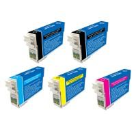 Epson T127 Series Ink Cartridge Bundle