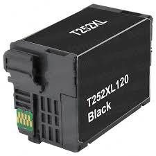 Epson T252XL120 High Yield Black Ink Cartridge