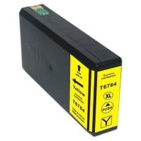 Epson T676XL420 High Resolution Yellow Ink Cartridge (T676X)