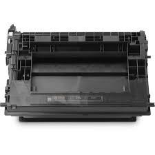 HP 37X - High Yield Black LaserJet Toner Cartridge, CF237X