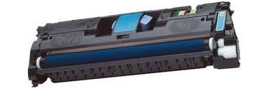 HP Q3961A (HP 122A) Cyan Laser Toner Cartridge