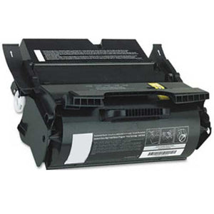 Lexmark 64015HA High Yield Black Toner Cartridge (T640, T642, T644 Series Printers)