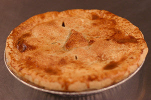 Pear Ginger Cardamom Pie