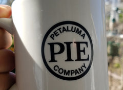 Petaluma Pie Coffee Cups