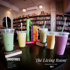 Various Flavored Smoothies