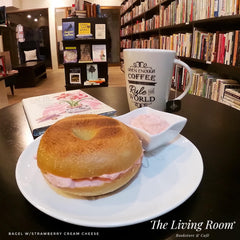 Bagel with Flavored Cream Cheese