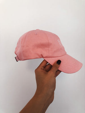 happy hat - pink