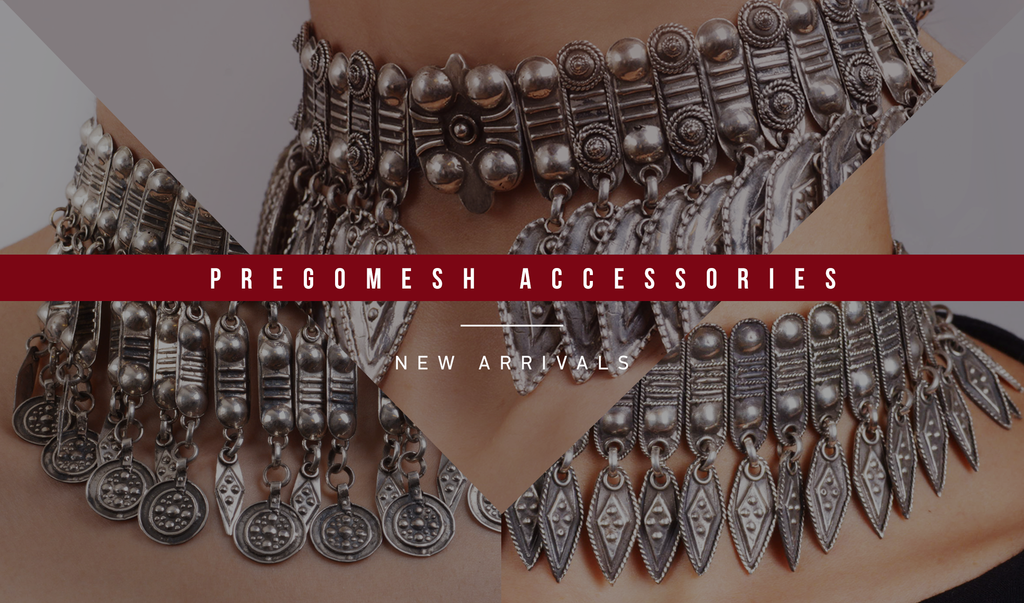 New Arrivals: 5 new silver necklaces