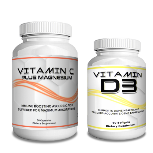 Essential Vitamin Pack - Boomers Forever Young