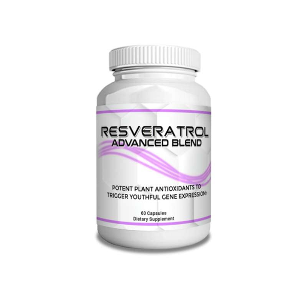 Resveratrol Advanced Blend - Boomers Forever Young